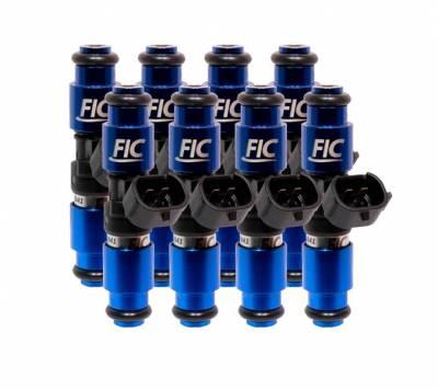 Fuel Injector Clinic  - Fuel Injector Clinic IS402-2150H 2150cc / 210lb Fuel Injectors for 87-04 Mustang GT and 93-98 Cobra