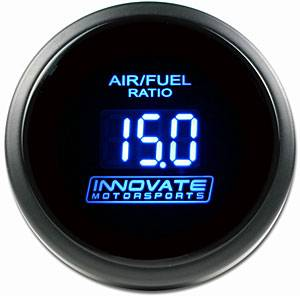 Air/Fuel Wideband Gauges - Innovate Motorsports - Innovate DB-Series Replacement Air/Fuel Gauges