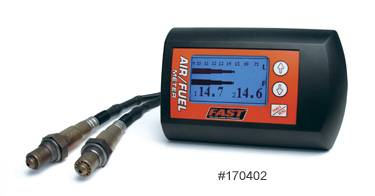 Air/Fuel Wideband Gauges - FAST - FAST Gasoline Air/Fuel Meter (Dual Sensor)