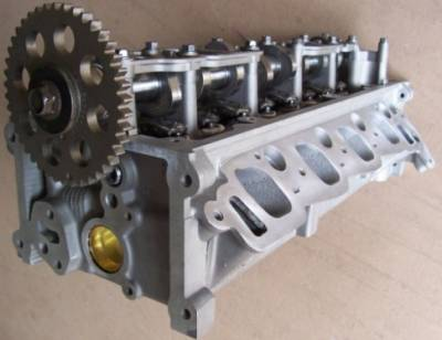 Cylinder Heads - 2V PI Heads - Modular Head Shop - MHS 2V PI Romeo StockMod Head / Cam Combo