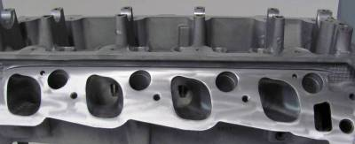 Cylinder Heads - 2V PI Heads - Modular Head Shop - MHS 2V PI Romeo Stage 1 CNC Ported Head / Cam Combo