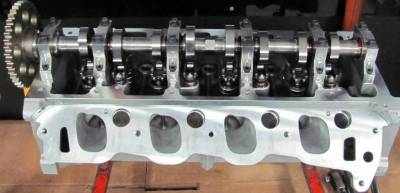 Cylinder Heads - 2V TFS Heads - Modular Head Shop - MHS Prepped TFS Twisted Wedge 2V Cylinder Head / Cam Combo