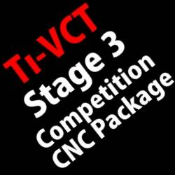 Cylinder Heads - Coyote Ti-VCT Cylinder Heads - Modular Head Shop - 5.0L Coyote Ti-VCT Stage 3 Competition CNC Porting Package