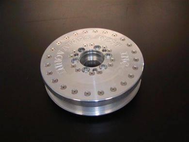 "Innovators West - Ford Modular 6.5"" Harmonic Balancer 6 Rib, Standard Diameter"