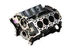 "Engine Parts - Engine Blocks - Ford Racing - Ford Racing BOSS 5.0 Cast Iron Big Bore 3.700"" Block"