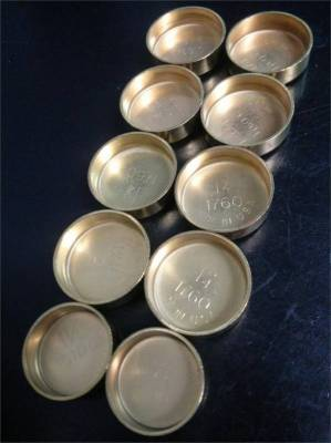 Modular Head Shop - Brass Freeze Plugs For 4.6L / 5.4L Windsor Iron Blocks