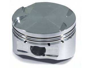 "Diamond Pistons - 4.6L / 5.4L Street / Strip - Flat Top Pistons - Diamond Racing Products - Diamond 4.6L 4V Street / Strip Flat Top Pistons - .020"" Over Bore"
