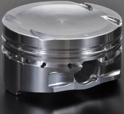 "Diamond Pistons - 5.0L Coyote Pistons - Diamond Racing Products - Diamond 5.0L Coyote + 8cc Dome Pistons 3.630"" Bore"