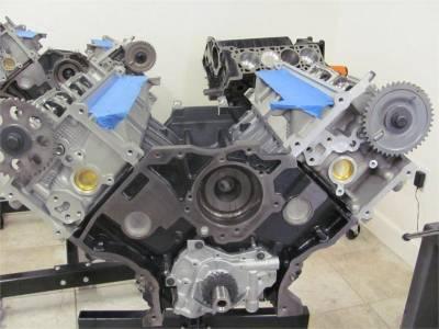 Engines - Long Blocks - Modular Head Shop - Modular Head Shop Stage 1 4.6L 2V Long Block Package