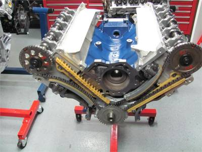 Engines - Long Blocks - Excessive Motorsports  - Modular Head Shop Stage 2 4.6L 2V TFS Long Block Package