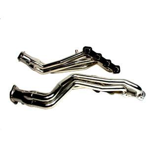 "1996 - 1998 GT / Cobra Exhaust  - 1996 - 1998 Mustang GT / Cobra Headers  - BBK - BBK 1541 96-04 Mustang GT 4.6L 2V Longtube Headers - 1-5/8"" - Chrome Finish"