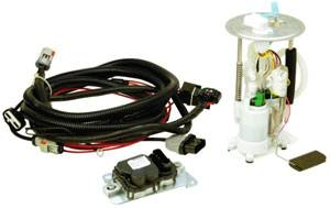 Fuel System - Fuel Pumps - Ford Racing - Ford Racing M-9407-GT05 Dual Fuel Pump Kit - 2007-09 Mustang GT500 / 2005-09 Mustang GT