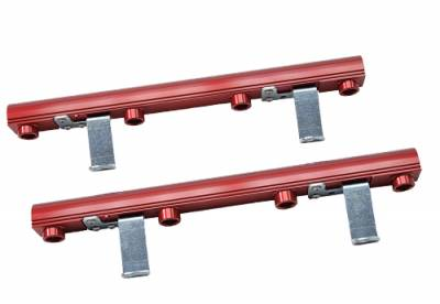 Aeromotive - Aeromotive Ford 4.6L 96 - 98 DOHC Cobra Fuel Rail Kit