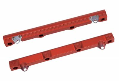Fuel System - Fuel Rails - Aeromotive - Aeromotive Ford 4.6L 99 - 04 DOHC Cobra Fuel Rail Kit