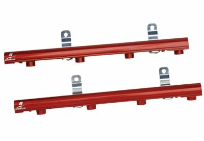 Fuel System - Fuel Rails - Aeromotive - Aeromotive Ford 5.4L 99-04 Lightning / Harley Truck Fuel Rail Kit