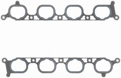 4V Gaskets and Seals - Individual Gaskets  - Fel-Pro - FelPro 99-01 4.6L 4V Intake Gaskets