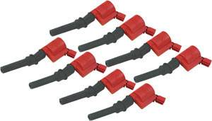Ignition & Electrical - Coils / COP's - MSD Ignition - MSD 82428 - Ford Modular 4.6L / 5.4L 2V Coil on Plug Set