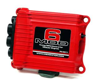 Ignition & Electrical - Ignition / Timing Controls - MSD Ignition - MSD 6011 - MOD 6 Ignition Control for Carbureted 4.6L / 5.4L Engines