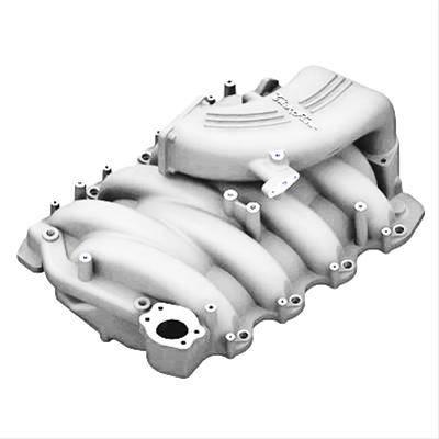 Trick Flow Specialties - Trick Flow TFS-518B0000 Street Burner Intake Manifold - Natural