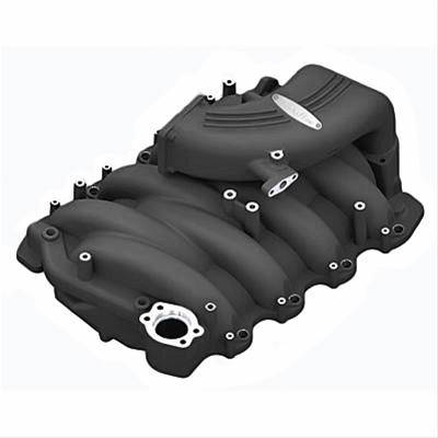 Trick Flow Specialties - Trick Flow TFS-51811002 Track Heat 75mm Intake Manifold - Black