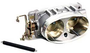 Intake & Components - Throttle Bodies & Plenums - BBK - BBK 1711 Twin 65mm Throttle Body