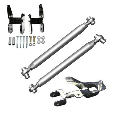 Suspension Parts & Components - Mustang Rear Suspension Kits - UPR - UPR 1999-05 2011-2013 Ford Mustang GT / GT500 Pro Series Rear Suspension Package