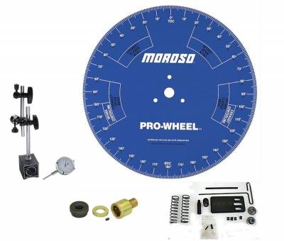 Tools - Modular Head Shop - MHS Professional Camshaft Degree Kit