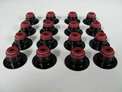 Valve Train / Timing Components - Valve Seals - Modular Head Shop - 2V TFS Viton Valve Stem Seals