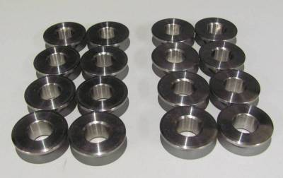 Valve Train / Timing Components - Valve Springs and Retainers - Modular Head Shop - MHS 2V Titanium Retainers