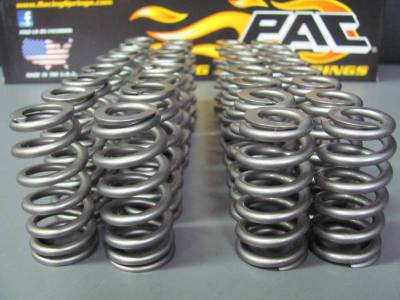 "Valve Train / Timing Components - Valve Springs and Retainers - Modular Head Shop - PAC RPM Series .550"" Lift GT500 Stage 3 Valve Springs"