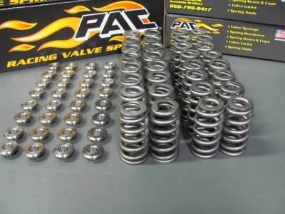 Modular Head Shop - MHS / PAC RPM Series Stage 3 5.0L Coyote Valve Springs with Titanium Retainers