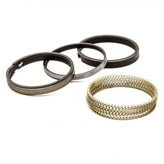 "Piston Rings - Manley Piston Rings  - Manley / Total Seal Plasma Moly Piston Rings - 4.6L / 5.4L - 3.700"" Bore"