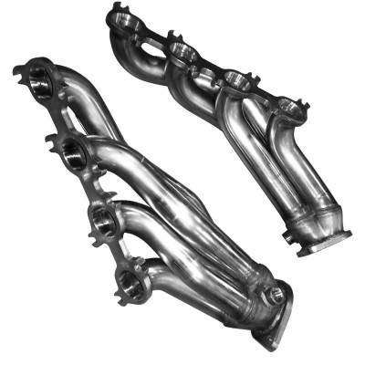 "Kooks  - Kooks 11401400 - 2011 - 2014 Mustang GT 5.0L 1 7/8"" Super Street Stainless Steel Headers"