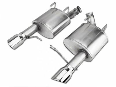 Corsa - Corsa Performance 14316 2011 - 2014 Mustang GT Sport Axle-Back Exhaust