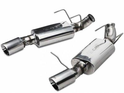 Kooks  - Kooks 11406600 2011 - 2014 Mustang GT Performance Axle-Back Exhaust
