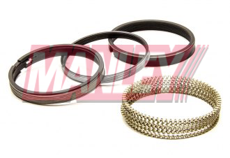 Engine Parts - Piston Rings - Manley Piston Rings