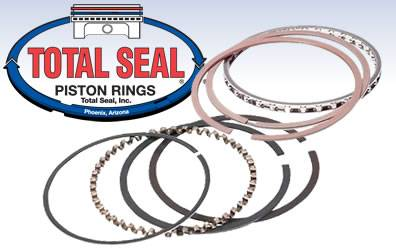 Engine Parts - Piston Rings - Total Seal Piston Rings