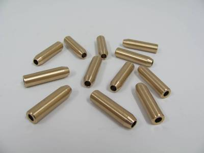 Valve Train / Timing Components - Valve Guides - Modular Head Shop - 5.0L Coyote Ti-VCT Tapered Bronze Valve Guides