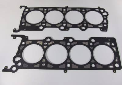 4V Gaskets and Seals - Head Gaskets  - Modular Head Shop - OEM Ford 4 Layer MLS Head Gaskets for 4.6L / 5.4L 2V / 4V Engines