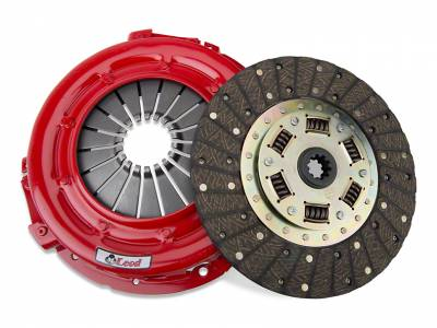 "Clutch Kits - 1996 - 2001 10.5"" Clutch Kits  - McLeod Racing - McLeod 75105 Street Pro Clutch Kit - Ford Mustang 4.6L / 5.0L 10.5"" Flywheel - 10 Spline"