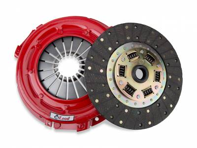 "1996 - 2001 10.5"" Clutch Kits  - 10 Spline  - McLeod Racing - McLeod 75107 Street Pro Clutch Kit - Ford Mustang 4.6L / 5.0L with 10.5"" Flywheel - 26 Spline"