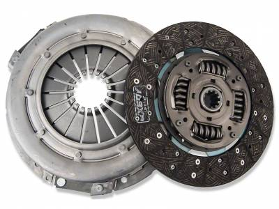 "Clutch Kits - 2001 - 2004 11"" Clutch Kits  - 10 Spline"
