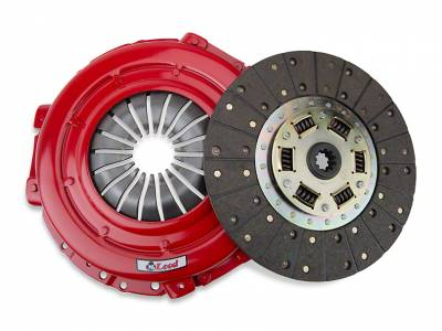 "2001 - 2004 11"" Clutch Kits  - 10 Spline  - McLeod Racing - McLeod 75104 Street Pro Clutch Kit - Ford Mustang 4.6L with 11"" Flywheel - 10 Spline"