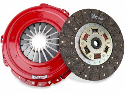 McLeod Racing - McLeod 75201 Super Street Pro Clutch Kit - 05-10 Ford Mustang 4.6L - 10 Spline