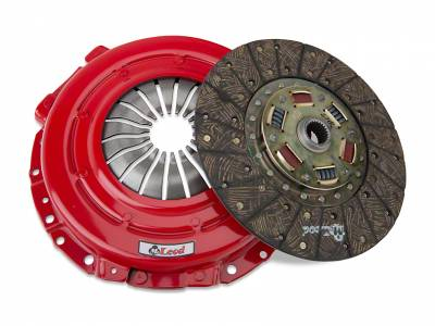 "2001 - 2004 11"" Clutch Kits  - 26 Spline  - McLeod Racing - McLeod 75203 Super Street Pro Clutch Kit - Ford Mustang 4.6L 11"" Flywheel - 26 Spline"