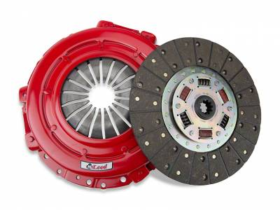 "2001 - 2004 11"" Clutch Kits  - 10 Spline  - McLeod Racing - McLeod 75204 Super Street Pro Clutch Kit - Ford Mustang 4.6L 11"" Flywheel - 10 Spline"