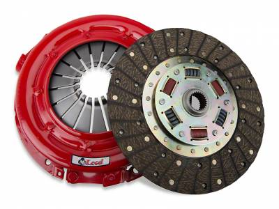 "1996 - 2001 10.5"" Clutch Kits  - 26 Spline  - McLeod Racing - McLeod 75207 Super Street Pro Clutch Kit - Ford Mustang 4.6L / 5.0L 10.5"" Flywheel - 26 Spline"