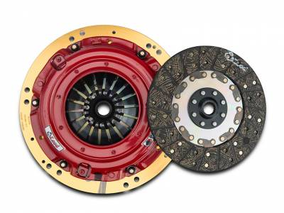 Clutch Kits - Twin Disk Clutch Kits  - McLeod Racing - McLeod 6912-25 RST Twin Disc Clutch Kit - 2011+ Ford Mustang GT 5.0L - 23 Spline