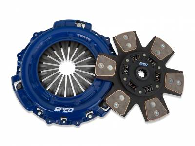 "Spec Clutch  - Spec Stage 3 10.5"" Clutch Kit 1986 - 2001 Ford Mustang GT / 1996 - 1998 Cobra - 10 Spline"