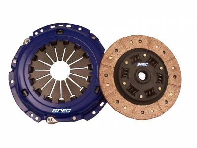 "Spec Clutch  - Spec Stage 3+ 11"" Clutch Kit 2001 - 2004 Mustang GT, 1999 - 2004 Cobra, Mach 1 - 10 Spline"